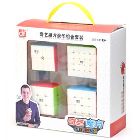 Qiyi Gift Pack S (2x2, 3x3,...