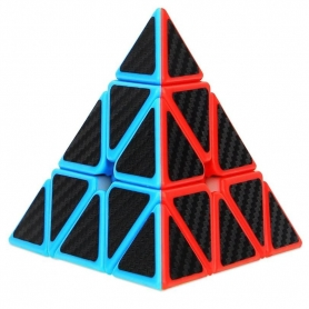 Lefun Pyraminx fibra carbono