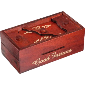 Secret box - Good  fortune