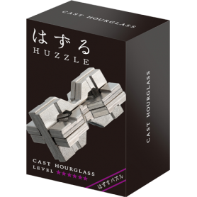 Huzzle Cast Hourglass