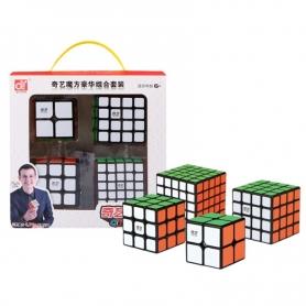 Qiyi Gift Pack (2x2, 3x3,...