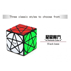 Pentacle Cube