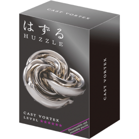 Huzzle Cast Vortex