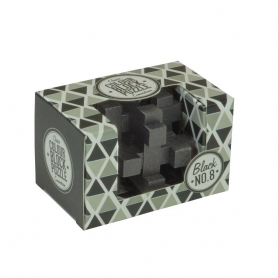 Black Colour Block Puzzle