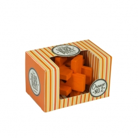 Orange Colour Block Puzzle