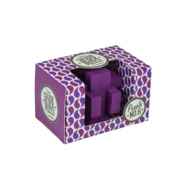 Purple Colour Block Puzzle