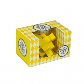 Yellow Colour Block Puzzle