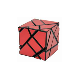 GHOST 3x3x3 Red