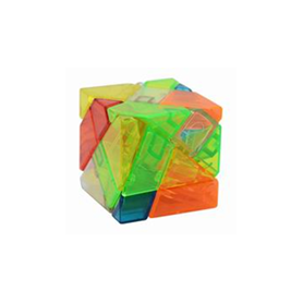GHOST 3x3x3 Transparent...