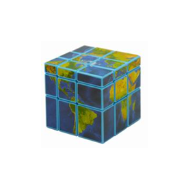 Cube Style Mirror World