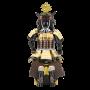 Metal Earth - Samurai Armor (Naoe Kanetsugu)