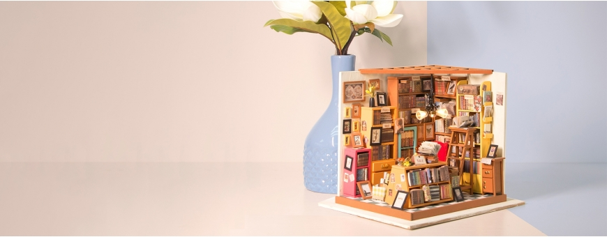 Casas miniaturas